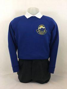 Countess Wear Primary School Round Neck Sweatshirt