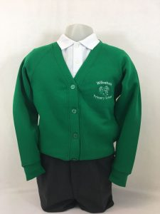 Willowbank Primary Cardigan