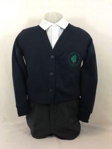 Woodbury Primary School Cardigan