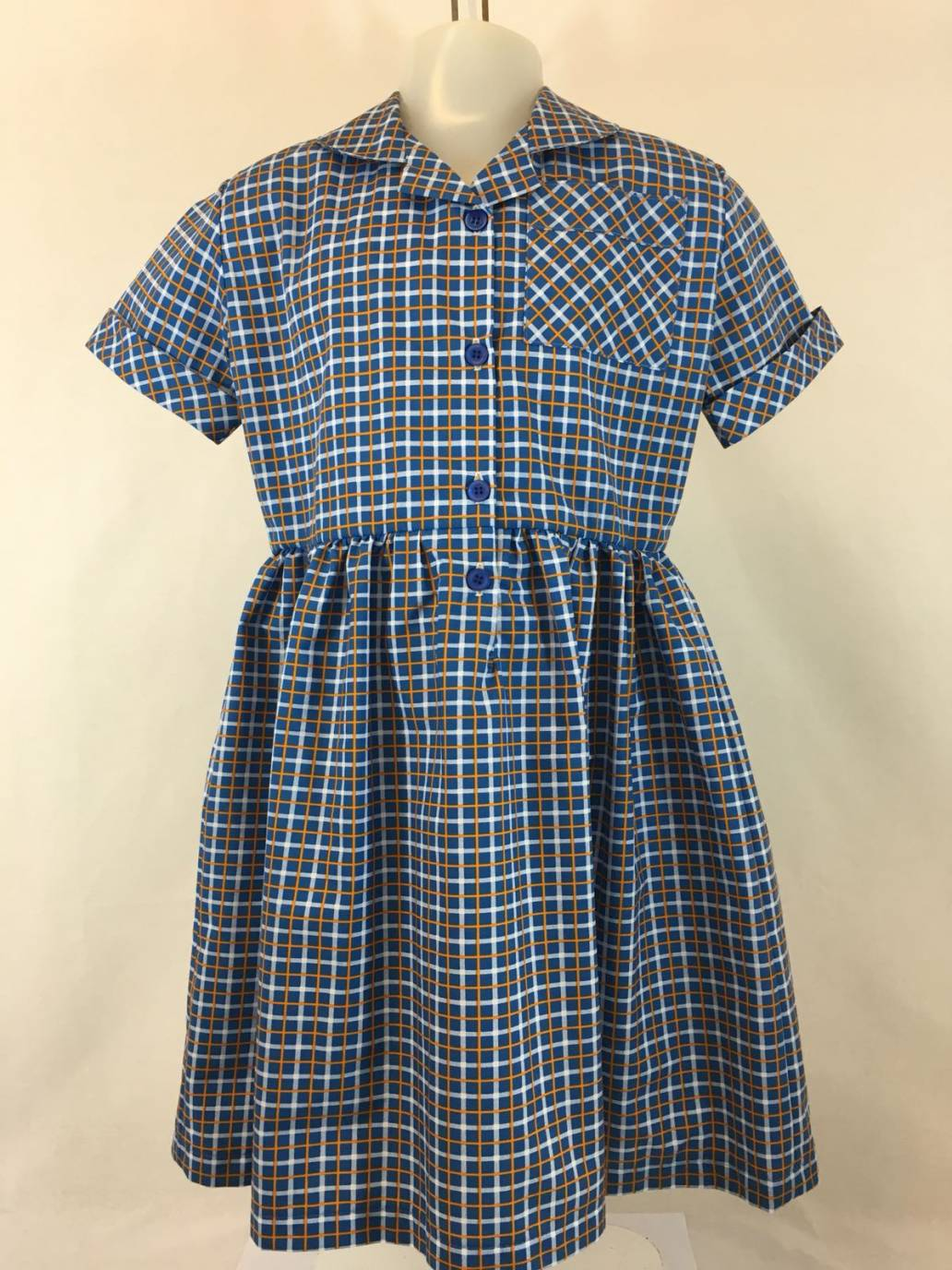 Cathedral School Summer Dress