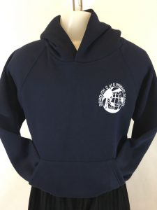 Sidmouth Primary School PE Hooded Sweatshirt