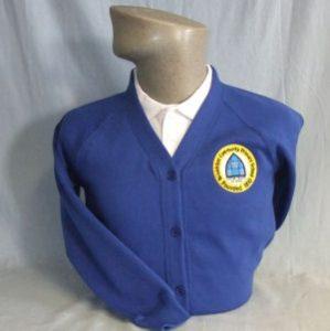 Broadclyst Primary School Sweatshirt Cardigan