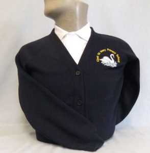 Clyst St Mary Primary School Cardigan