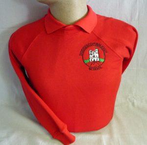 Doddiscombsleigh Primary School Sweatshirt