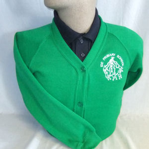 Ide Primary School Cardigan Sweatshirt