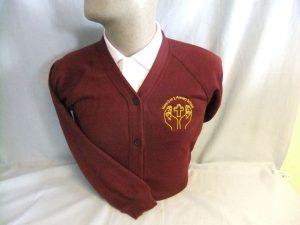 Kenn Primary School Sweatshirt Cardigan