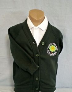 Alphington Pre School Sweatshirt Cardigan