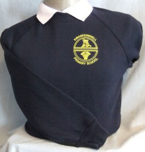 Kingskerswell Primary School Embroidered Sweatshirt