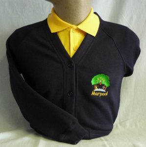 Marpool Primary School Cardigan