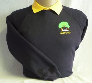 Marpool Primary School Embroidered Sweatshirt
