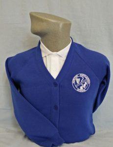 Newton Poppleford Primary School Cardigan