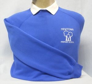 Newtown Primary School PE Sweatshirt
