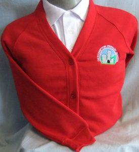 Okehampton Primary School Cardigan