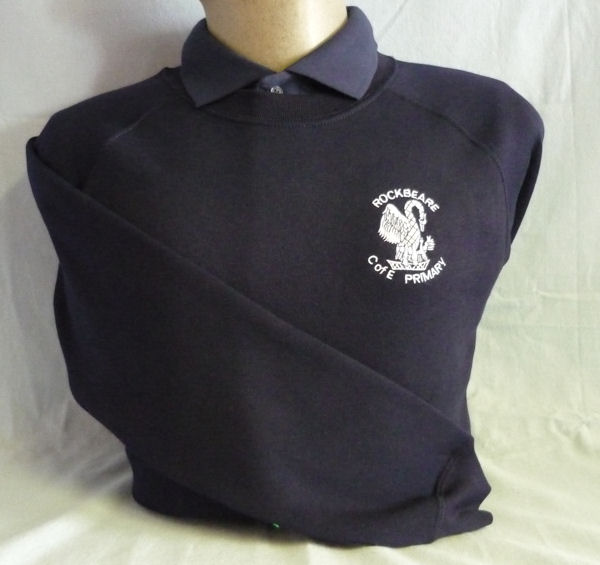 Rockbeare Primary School Sweatshirt