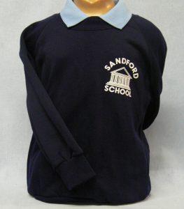 Sandford Primary School Sweatshirt