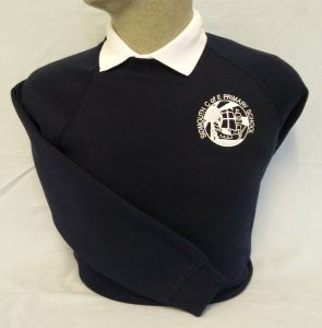 Sidmouth Primary School Embroidered Sweatshirt