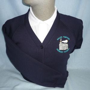 South Tawton Primary School Cardigan
