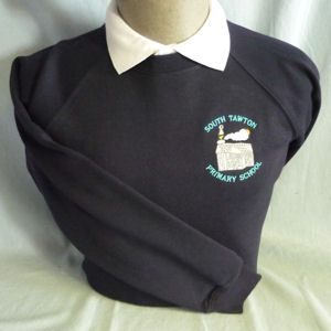 South Tawton Primary School Embroidered Sweatshirt