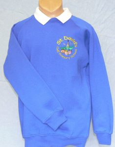 St David Primary School Sweatshirt