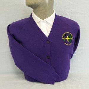 St Sidwells Primary School Cardigan