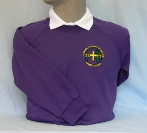 St Sidwells Primary School Sweatshirt