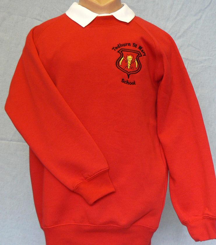 Tedburn St Mary Primary School Sweatshirt