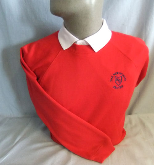 The New School PE Sweatshirt