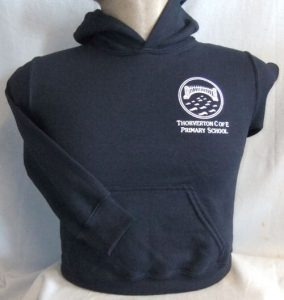 Thorverton School PE Hooded Sweatshirt