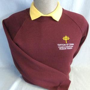 Tipton St John Primary School Sweatshirt