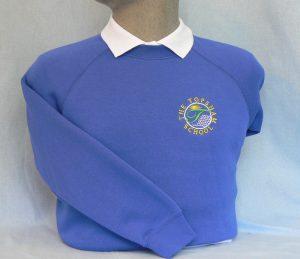 Topsham Primary School Sweatshirt