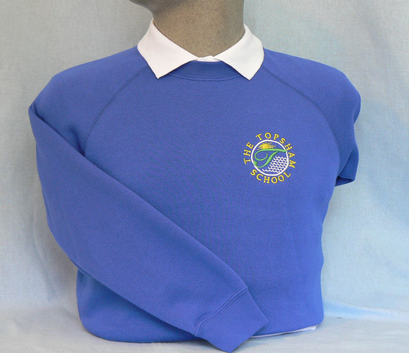 Topsham Primary School Sweatshirt