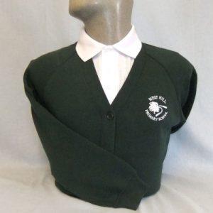 West Hill Primary School Sweatshirt Cardigan