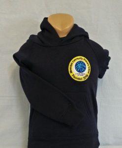 Westclyst Primary School PE Hooded Sweatshirt