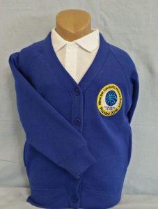 Westclyst Primary School Sweatshirt Cardigan