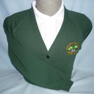 Winkleigh Primary School Sweatshirt Cardigan
