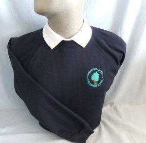 Woodbury Salterton Primary School Sweatshirt