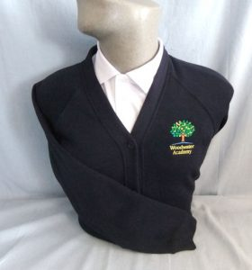 Woodwater Academy Cardigan