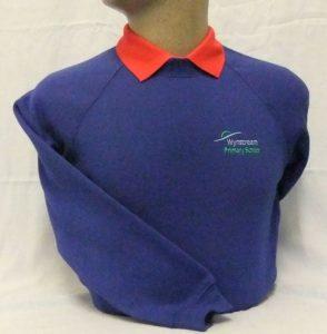 Wynstream Primary School Sweatshirt