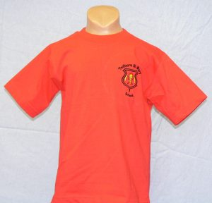 Tedburn St. Mary Primary School PE T.Shirt