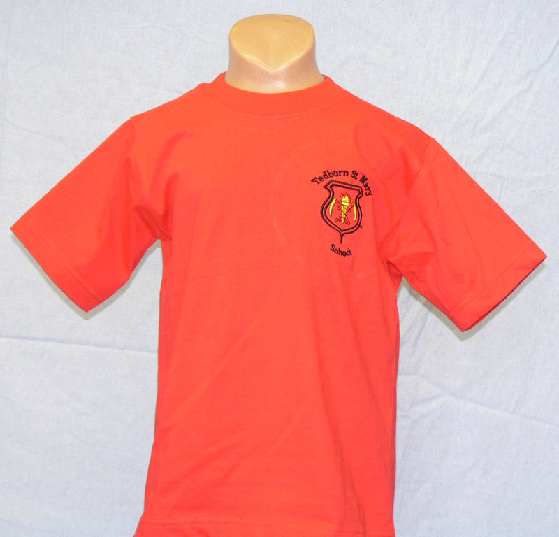 Tedburn St. Mary Primary School PE T.Shirt