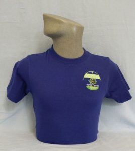Plymtree Primary School PE T Shirt