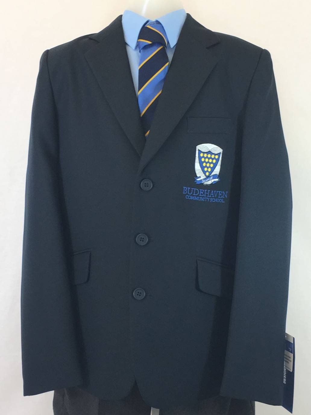 Budehaven  School Boys Jacket