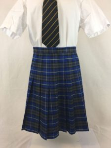 Senior Tartan Skirt