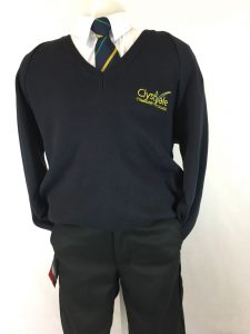Clyst Vale Community College V-Neck Pullover