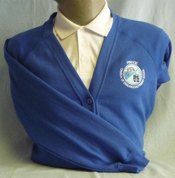 Pinhoe Primary School Cardigan