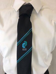 Dawlish School Leaders Tie