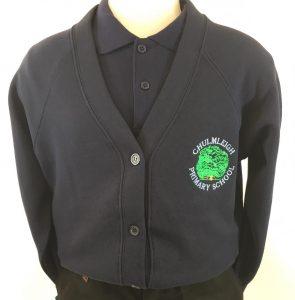 Chulmleigh Primary School Cardigan Sweatshirt