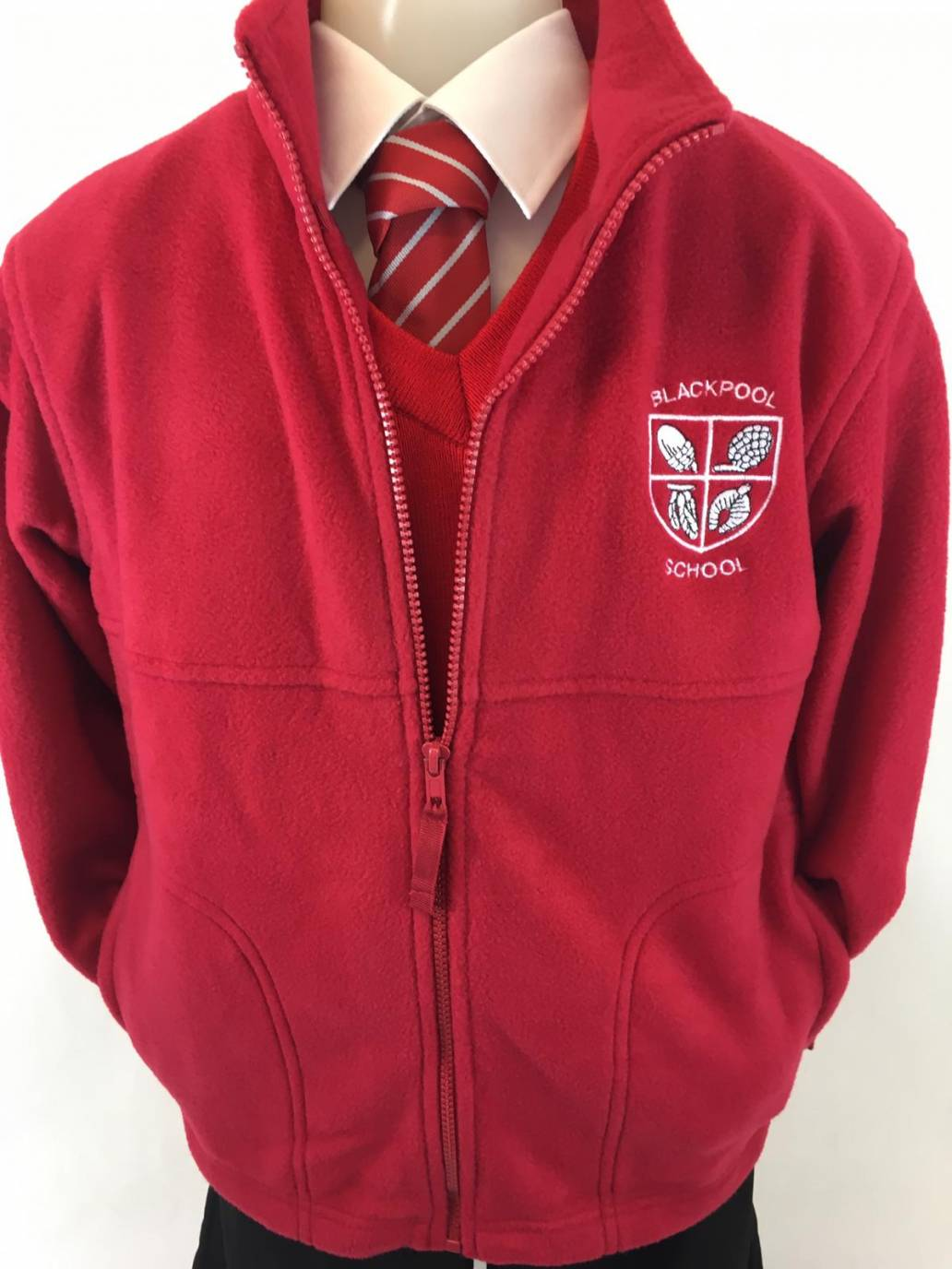 Blackpool Primary School Fleece