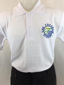 Topsham Primary School Polo Shirt