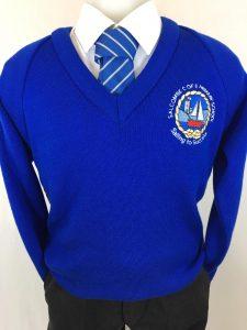 Salcombe Primary School Pullover
